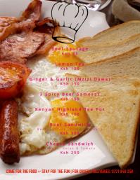 Breakfast Template