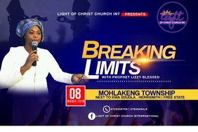BREAKING LIMITS Label template