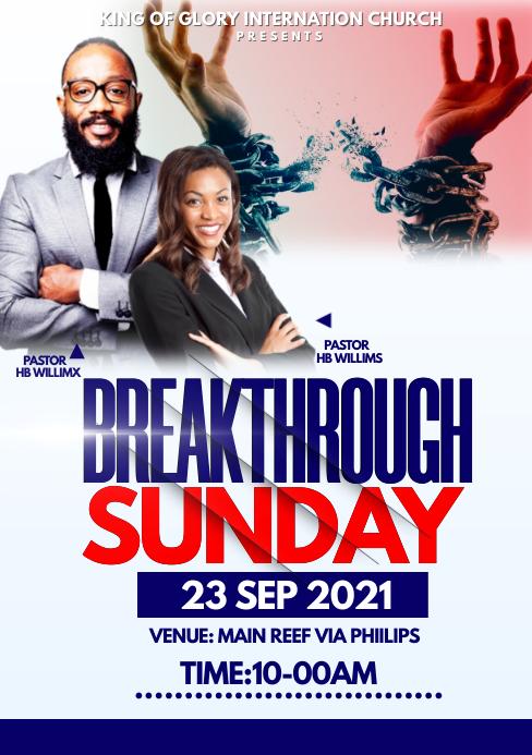 breakthrough A5 template