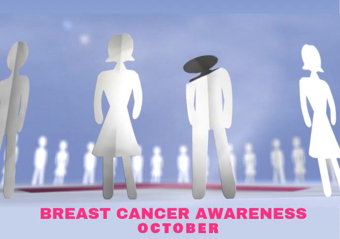 Breast cancer Aware 40 A4 template