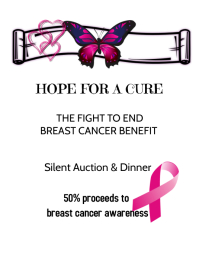 Breast Cancer Awareness Benefit & Auction Fly