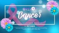 Breast Cancer Awareness Digital Display (16:9) template