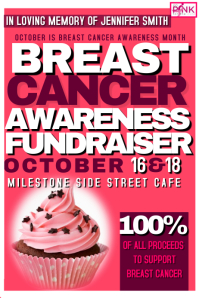 Breast Cancer Awareness event