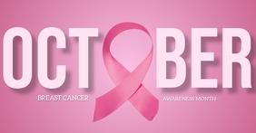 BREAST CANCER AWARENESS MONTH TEMPLATE Gambar Bersama Facebook