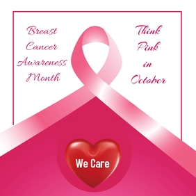 Breast Cancer awareness October month