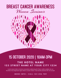 Breast Cancer Awareness Women Seminar