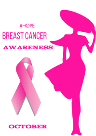 BREAST CANCER AWARNESS A4 template