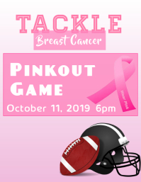 Breast Cancer Football Game