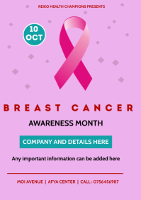 BREAST CANCER TEMPLATE A2
