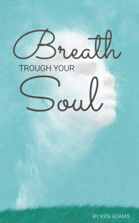 Breathe soul Book Cover Template Kindle 封面