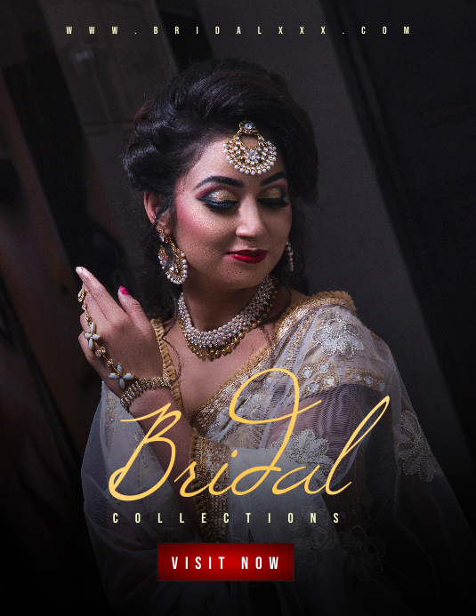 Bridal Collections Poster