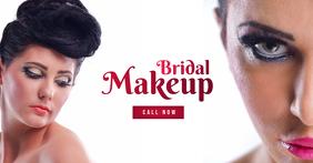 Bridal makeup Template