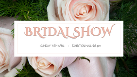 bridal show digital display banner