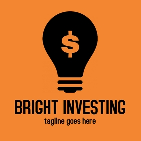 Bright investing logo or app icon