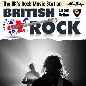 British Rock Video Template