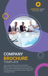 Brochure Template / Company Annual Report / C Обложка Kindle