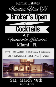Brokers Open House