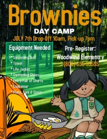 Brownies Day Camp