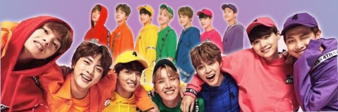 BTS Banner template