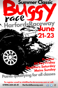 Buggy Race Poster