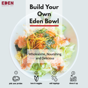 Build Your Bowl