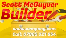 builder business card
