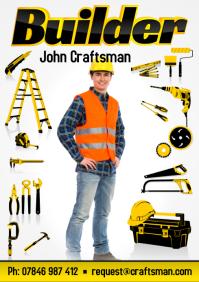 Builder Business Flyer
