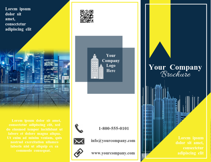 Building Trifold Brochure