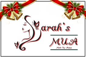 Buisness logo for Christmas