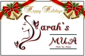 Buisness logo Happy Holidays