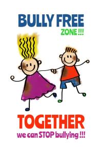 Bully FREE zone !