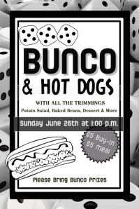 Bunco & Hot Dogs