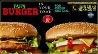 BURGER Digital Display (16:9) template