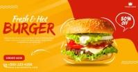 Burger Facebook Shared Post..