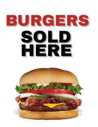 Burger Shop Flyer Template