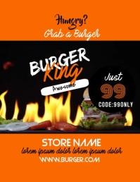 Burger Template