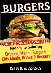 Burgers A1 template