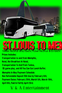 bus tours flyer