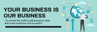 Business, corporate, event Banner do LinkedIn template
