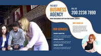 Business Agency Facebook Video template