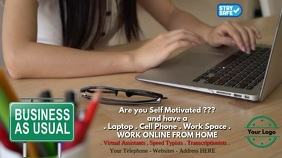 Business as Usual Work from Home