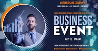 BUSINESS BANNER Facebook Shared Image template