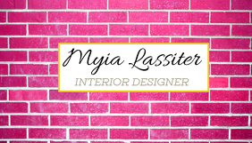 Business Card - Interior Design