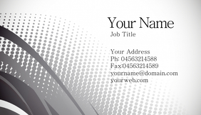 Business Card 16 template