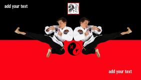 Business Card 2 Karate