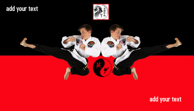 Business Card 2 Karate