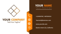 business card and name card design template 名片