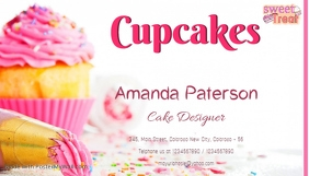 Customizable Design Templates For Diaper Cake Business Card