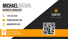 Business Card Carte de visite template