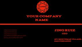 Business Card Biglietto da visita template